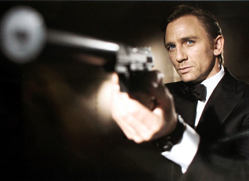 Studio Execs Want Daniel Craig to Play James Bond Forever, But Will Do With Another Two Films