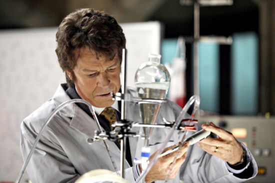 Fringe Peter A True Enemy of Fate: How Fringe Survived Horrible Ratings And Became A Better Show For It