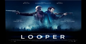 Looper Review: One Joe, Two Joe, Red Kid, Blue Kid