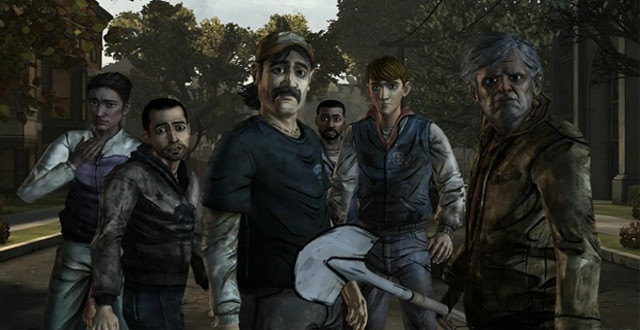 TheWalkingDeadGiveaway Episode4 Giveaway: Celebrate Halloween In Style With a Free Copy of The Walking Dead Video Game Episode 4