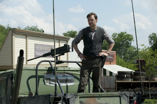 TheWalkingDead TheGovernor The Walking Dead Season 3, Episode 3 Review: Walk With Me