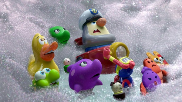 "Watch The New Toy Story Short ""Partysaurus Rex"" Then Die From Cuteness"