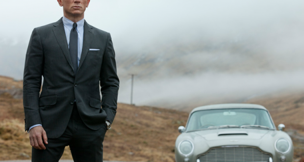 Skyfall Review: The Bond Brand Soars to New Heights