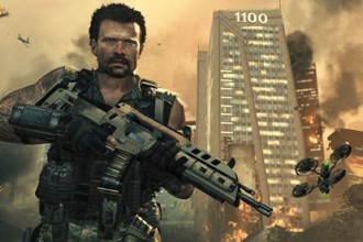 Call of Duty: Black Ops II … a radical departure.