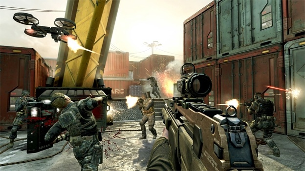 CallofDutyBlackOps21 First Impressions—Call of Duty: Black Ops II Is More of the Same...With A Few Twists