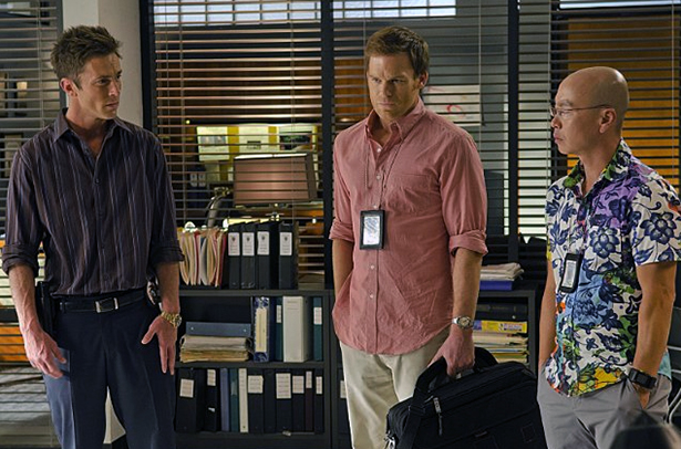 Dex 7.7 Dex mas q Dexter Season 7, Episode 7 Review: Chemistry