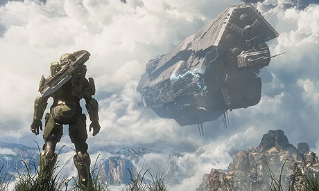 Halo4 MasterChief First Impressions: Halo 4 is Proof That The More Things Change, The More They Stay the Same
