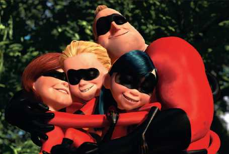 TheIncredibles Lesson Six Horrible Lessons I Learned From the Films of Pixar