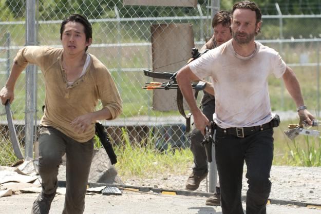 TheWalkingDead KillerWithin The Walking Dead Season 3, Episode 4 Review: Killer Within