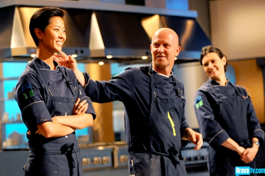 "Judges Table Kristen Wins Top Chef Season 10, Episode 7 Review:  ""Foiled Again"""