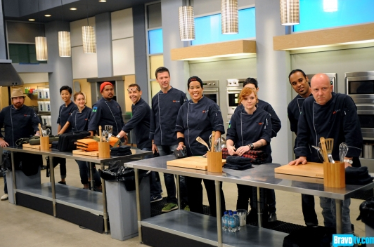 "Quickfire All Chefs Top Chef Season 10, Episode 7 Review:  ""Foiled Again"""