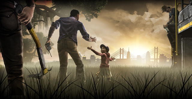 TheWalkingDead MostPowerfulMoments The Five Most Powerful Moments of The Walking Dead: The Video Game