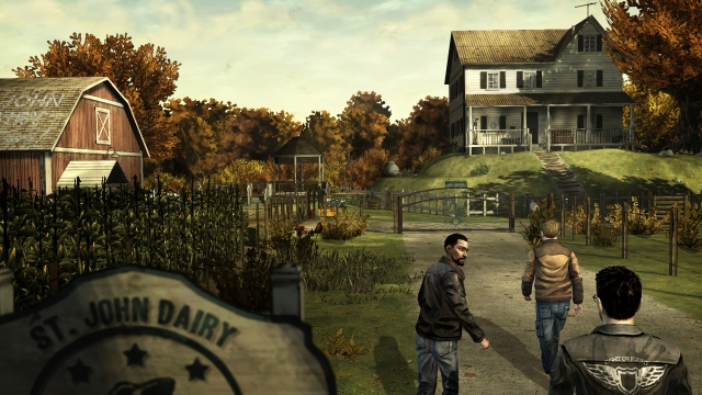 TheWalkingDead StJohnDairy The Walking Dead: The Video Game Season 1 Review—A Testament to the Power of Interactive Storytelling
