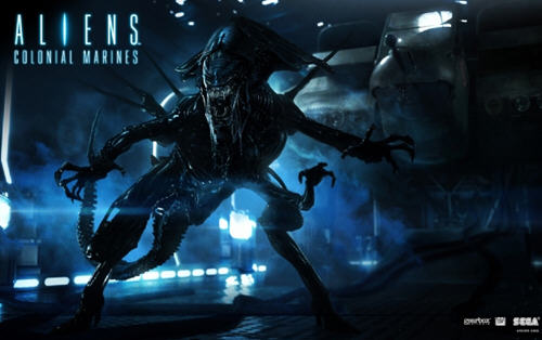 AliensColonialMarines1 13 Games We Cant Wait to Play in 2013