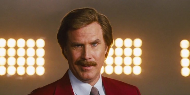 Anchorman TheLegendCountinues The 13 Films We Cant Wait To See in 2013