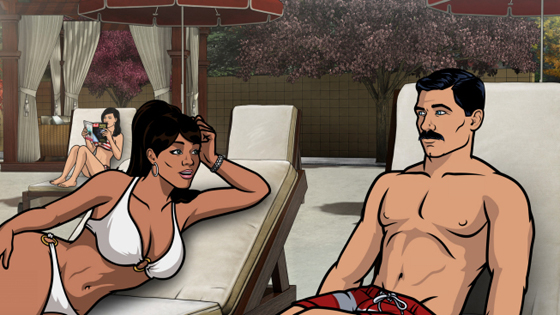 ArcherFugeRiffs Review Archer Season 4, Episode 1 Review: Fugue and Riffs""