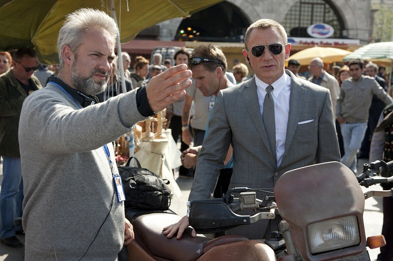 Bond May Be Reuniting With His New Old Flame: Sam Mendes