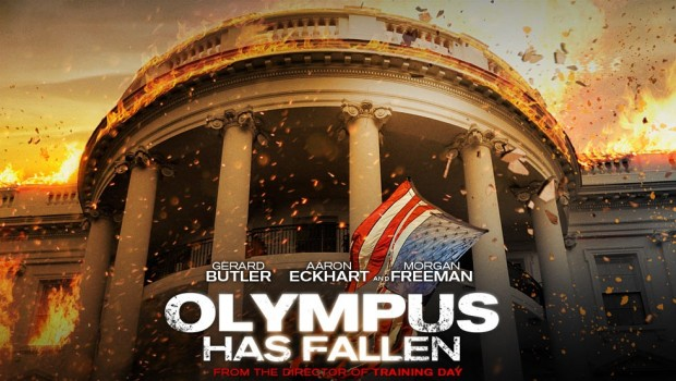 OlympusHasFallen Review Olympus Has Fallen Review: Dumb, Illogical, And Incredibly Enjoyable