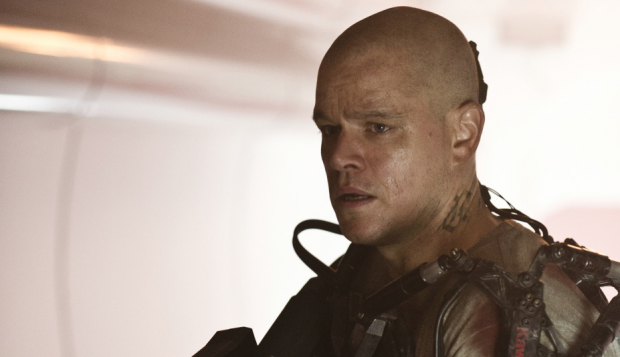 Elysium Trailer Breakdown Word Of Mouth: Is Elysium Just Another Summer Movie Disappointment?  Eh...Its Complicated