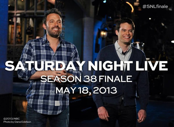 "Saturday Night Live Season 38, Episode 21 Review: ""Ben Affleck"""