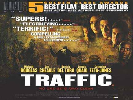 Traffic Steven Soderbergh The Soderbegh Retrospective: Steven Soderberghs Five Best Films
