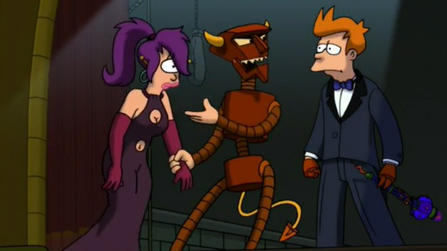 Futurama The Devils Hands Are Idle Playthings Good Episodes, Everyone: Counting Down The 10 Best Episodes of Futurama