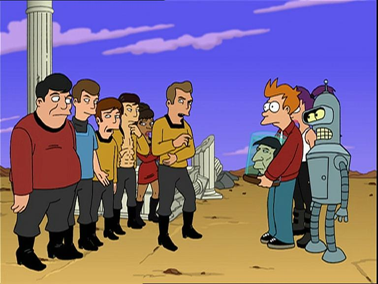 Futurama Where No Fan Has Gone Before Good Episodes, Everyone: Counting Down The 10 Best Episodes of Futurama