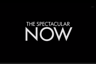 Spectacular Now Title Card