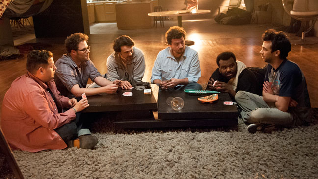 This Is The End Cast This Is The End Review: Seth Rogen Creates His Very Own Shaun of the Dead In One of The Boldest Studio Comedies Ever Made