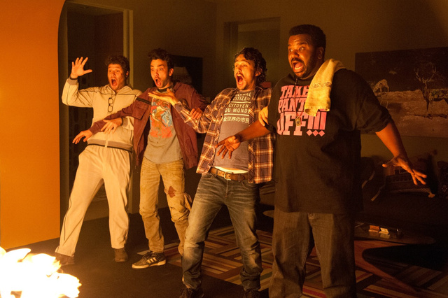 This Is The End Review This Is The End Review: Seth Rogen Creates His Very Own Shaun of the Dead In One of The Boldest Studio Comedies Ever Made