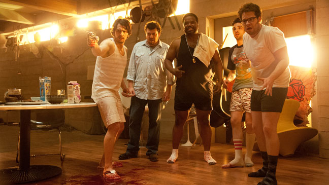 This Is The End This Is The End Review: Seth Rogen Creates His Very Own Shaun of the Dead In One of The Boldest Studio Comedies Ever Made