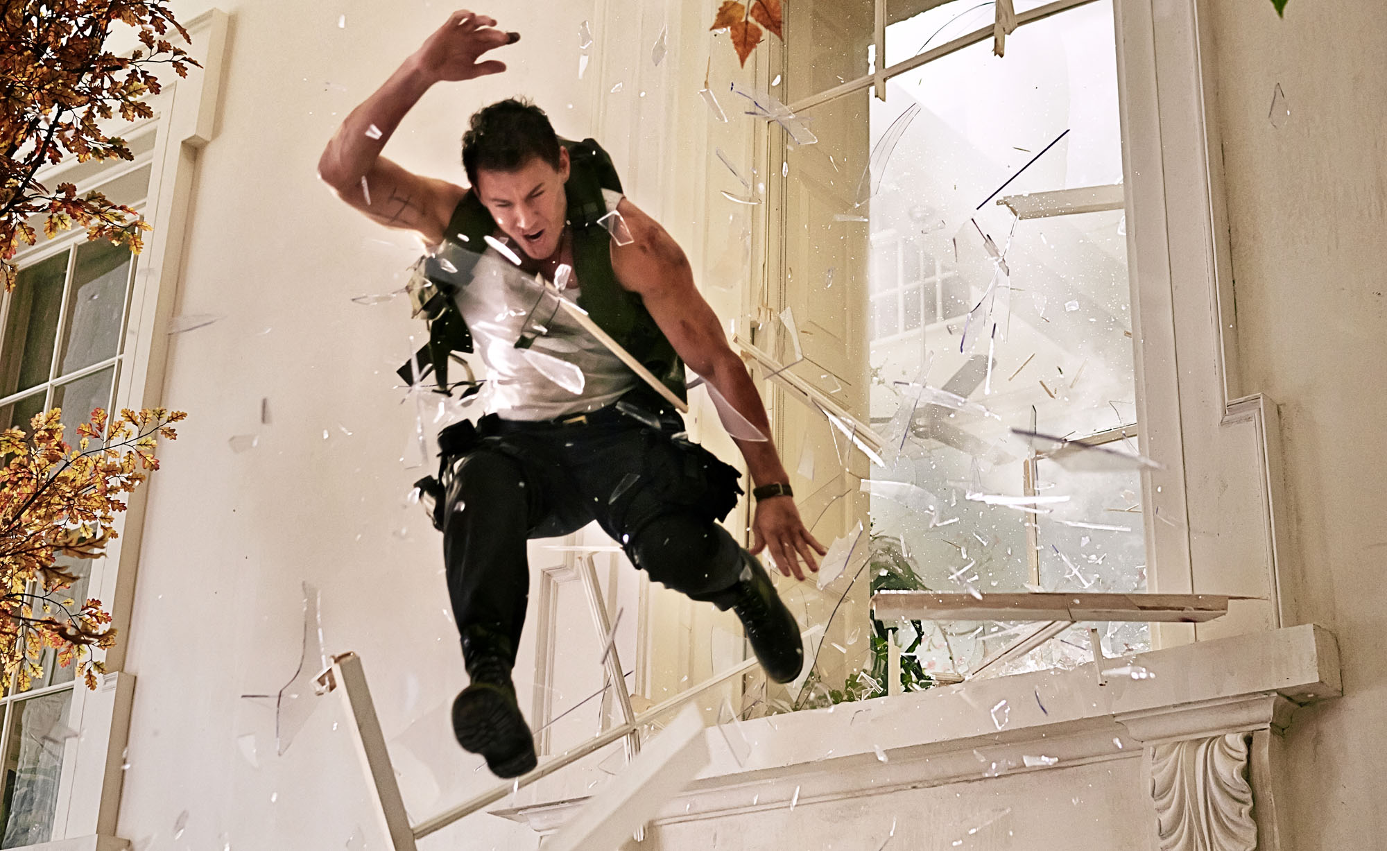 Trailer Breakdown: White House Down Sets Itself Up To Be One of the Biggest and Best Blockbusters of the Summer