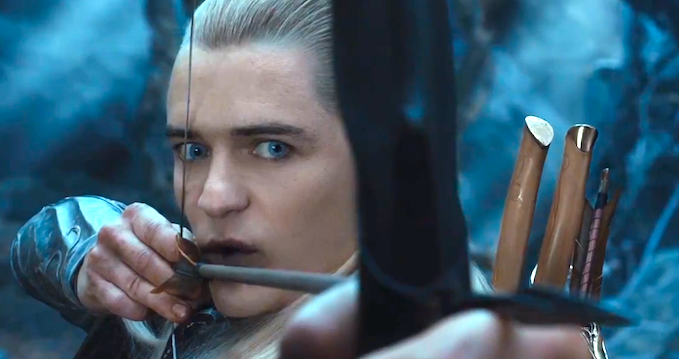 the desolation of smaug hobbit legolas Word of Mouth — Is The Hobbit: The Desolation of Smaug One of The Best Lord of the Rings Films Yet, Or Another Huge Disappointment?