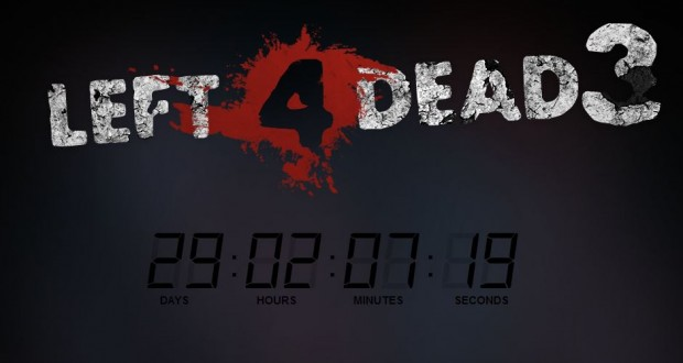 Rumor Mill: Either Valve Is Teasing A Left 4 Dead 3 Reveal At GamesCom, Or Someone's Totally Trolling Us