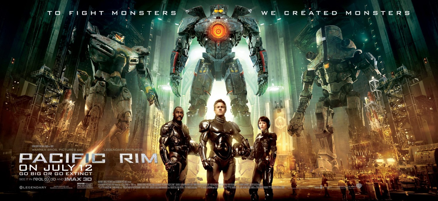 Pacific Rim Banner 5 Major Issues I Had With Pacific Rim, And How They Ultimately Kept The Film Away From True Greatness