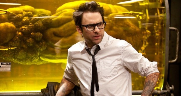 Charlie Day May Become The Villain in Pacific Rim 2, Depending Entirely Upon How Guillermo Del Toro Feels If And When The Project Gets Made
