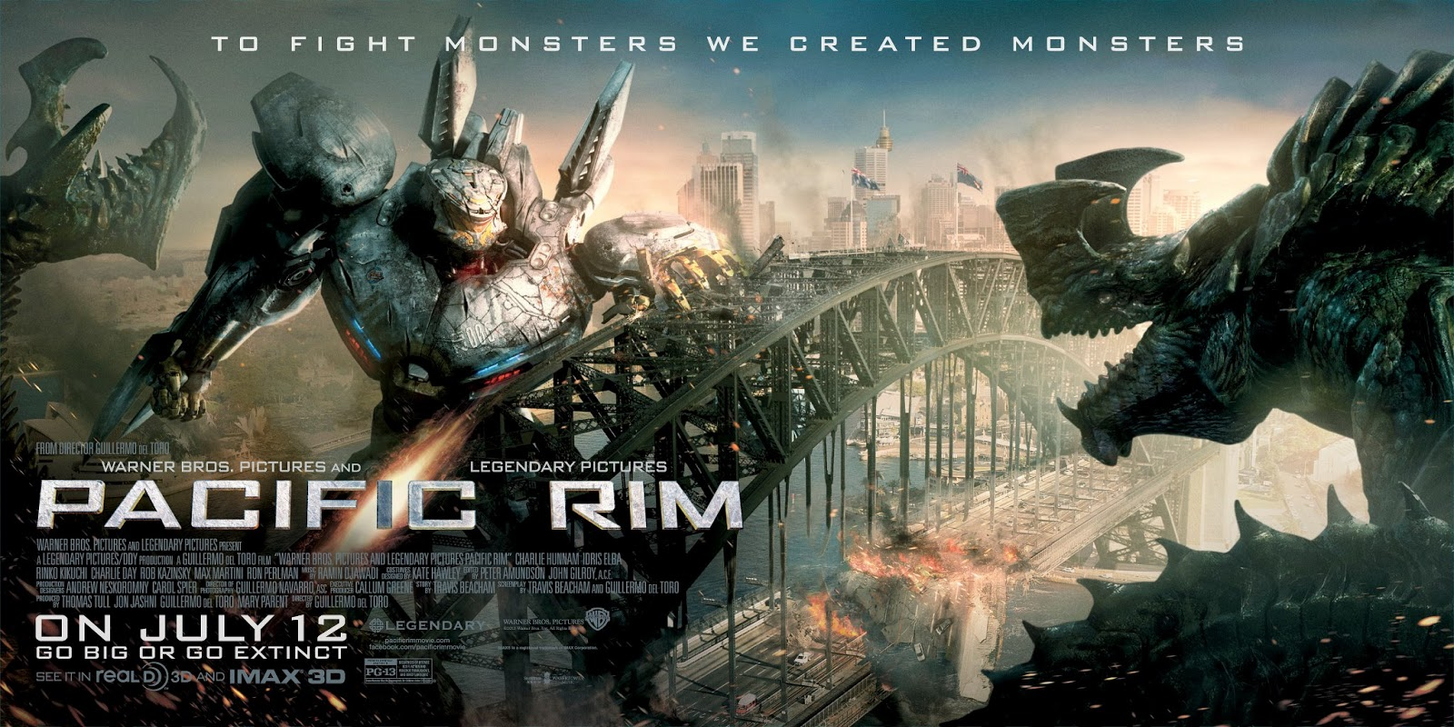 Pacific Rim Coyote New Banner  Summer 2013 In Review: The Best, And The Rest