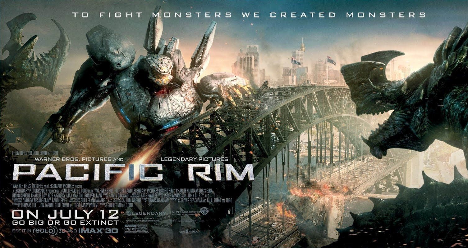 Pacific Rim Coyote New Banner 1 5 Major Issues I Had With Pacific Rim, And How They Ultimately Kept The Film Away From True Greatness