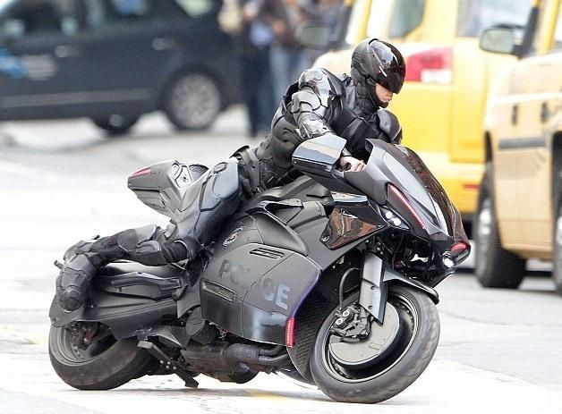 Robocop Motorcycle Jose Padilhas Robocop Reboot Is Officially Going For A PG 13 Rating; My Anticipation For The Film Is Officially Going For A Brand New Low