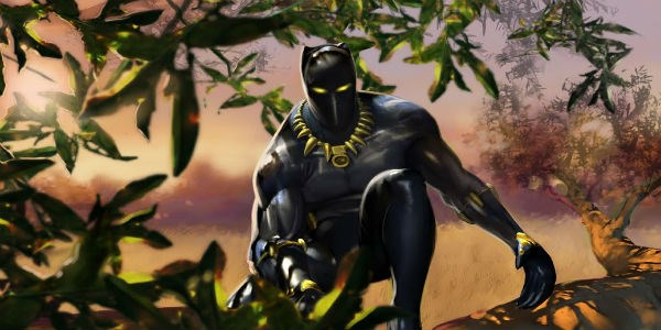 Did Stan Lee Just Confirm The Existence Of A Black Panther Movie?  Yes He Did, Because He's Freaking Stan Lee