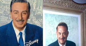 For A Hell Of A Walt Disney In This Debut Image From Saving Mr. Banks