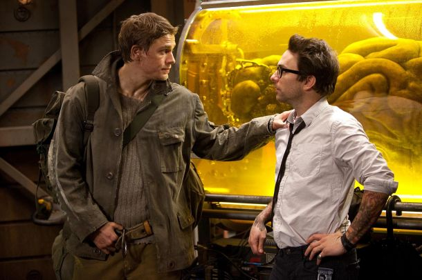 Charlie Day Pacific Rim 2 Charlie Day May Become The Villain in Pacific Rim 2, Depending Entirely Upon How Guillermo Del Toro Feels If And When The Project Gets Made