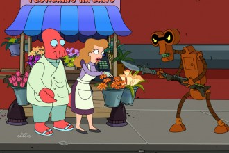 Futurama-Stench-And-Stenchibility-Review