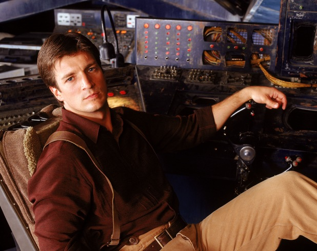 Nathan Fillion Star Wars 5 Actors We Want To See In Star Wars: Episode VII