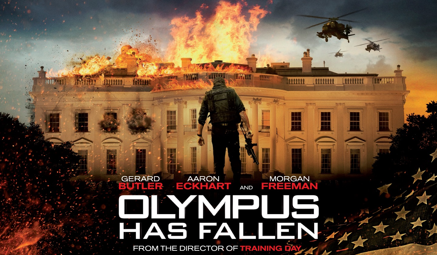 New To DVD And Blu-Ray: August 13th, 2013 – Olympus Has Fallen, The Company You Keep, The Muppet Movie and More