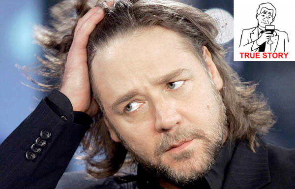 True Story: Russell Crowe Almost Played Wolverine In The Original X-Men, But A Sudden Desire To Be Bald Ultimately Did Him In
