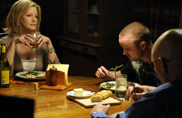 SW Dinner Why Skyler White Is The Worst Wife In The History of Anything