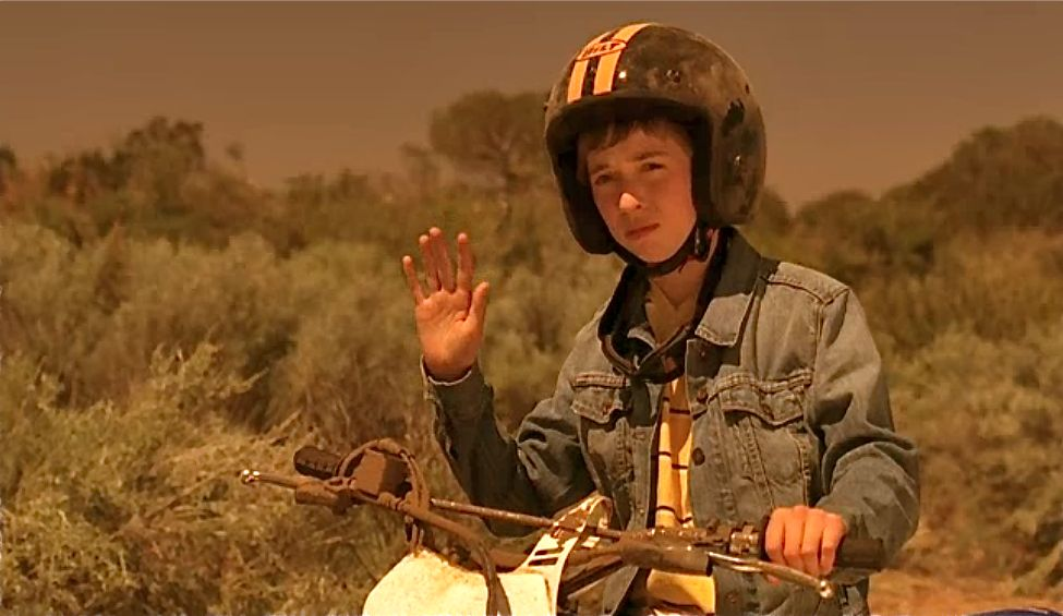 breaking bad dead freight kid motorbike shot1 The Ten Best (Or More Appropriately, Ten Favorite) Episodes Of Breaking Bad So Far