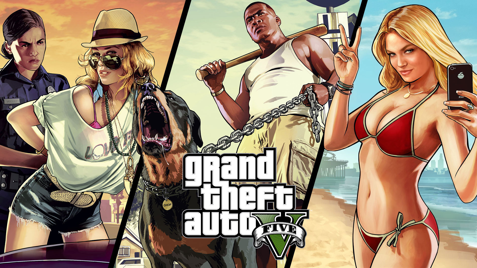 Grand Theft Auto V First Impressions: Is It Too Early To Award Rockstar's Latest Venture Game Of The Year?
