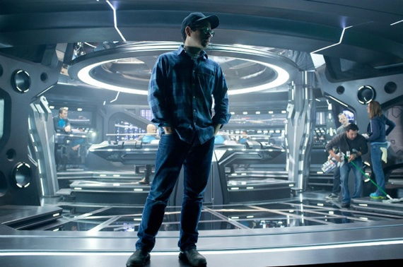J.J Abrams Star Trek J.J. Abrams Regrets That Whole Khan Thing; Still Remembers That Star Trek Into Darkness Was a Film He Once Made